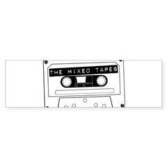 Tape Sticker (Bumper 10 pk)