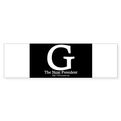 Guiliani 08 Rectangle Sticker (Bumper 10 pk)