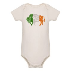 Irish Buffalo Organic Baby Bodysuit