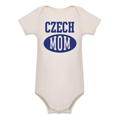Czech mom Organic Baby Bodysuit