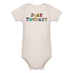 Play Therapy Organic Baby Bodysuit