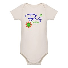 Big Brother 2009 Organic Baby Bodysuit