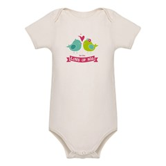 For the Love of Nie Infant Onesie Organic Baby Bodysuit