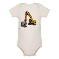 baby1 Organic Baby Bodysuit