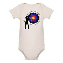 Archery2 Organic Baby Bodysuit
