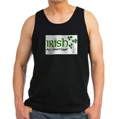 irish marriage Men's Dark Tank Top