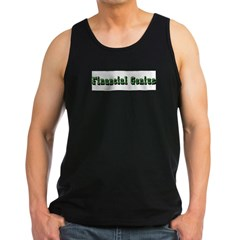 Financial Genius Men's Dark Tank Top