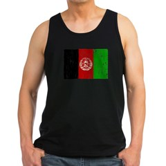Vintage Afghanistan Men's Dark Tank Top