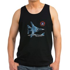 US Navy Fighter Weapons Schoo Men's Dark Tank Top