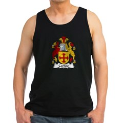 Carlisle Family Cres Men's Dark Tank Top