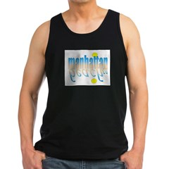 manhattanbeach1 Men's Dark Tank Top