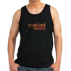 Yoruba Roots Men's Dark Tank Top