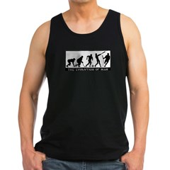Lacrosse Evolution Men's Dark Tank Top