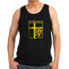Sweden Men's Dark Tank Top