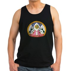 Tibet Emblem Men's Dark Tank Top