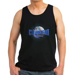 Chunichi Dragons Men's Dark Tank Top