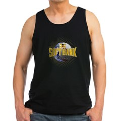 SoftBank Hawks Men's Dark Tank Top