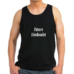 """Future Biochemist"" Men's Dark Tank Top"
