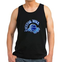 Chapel Hill Basketbal Men's Dark Tank Top