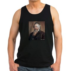 "Faces ""Brahms"" Men's Dark Tank Top"