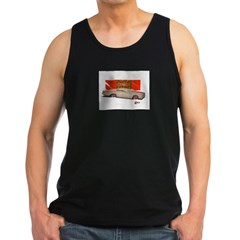 Dodge 880 Men's Dark Tank Top