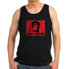 Viva La evolucion Men's Dark Tank Top