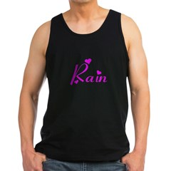 Rain Men's Dark Tank Top
