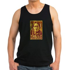 Trust Governmen Men's Dark Tank Top