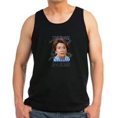 Time To Put Nana Pelosi In a Men's Dark Tank Top