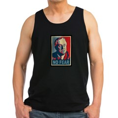 FDR - No Fear Men's Dark Tank Top