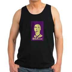 Emily Dickinson Men's Dark Tank Top
