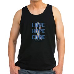Autism Awareness (lhc) Men's Dark Tank Top