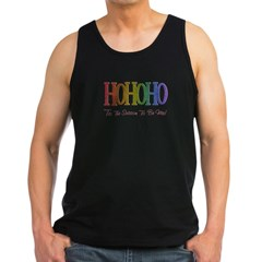 gaypridechristmasho Men's Dark Tank Top