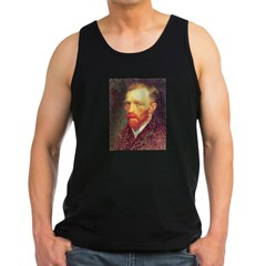 Self Portrait (1887) Men's Dark Tank Top