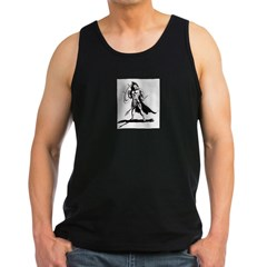 Spartan Men's Dark Tank Top