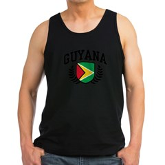 Guyana Men's Dark Tank Top
