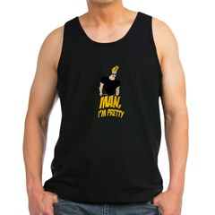 Man Im Pretty Men's Dark Tank Top