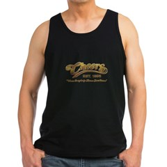 Cheers Men's Dark Tank Top
