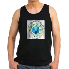 Men's Awareness No Date Men's Dark Tank Top