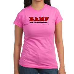 BAMF Junior Jersey T-shirt (dark)