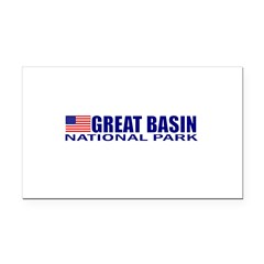 Great Basin National Park Rectangle Car Magnet