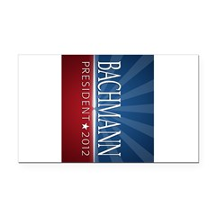 Bachmann - Ray of Hope Design Rectangle Car Magnet