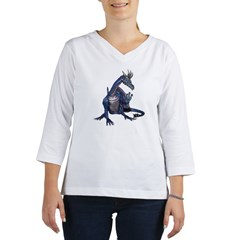 Blue Dragon 3/4 Sleeve T-shirt