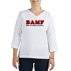 BAMF 3/4 Sleeve T-shirt