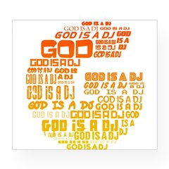 God Is A DJ Wine Label