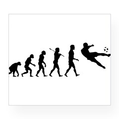 Viva La Evolucion De Futbol Wine Label