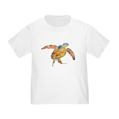Sea Turtles Toddler T-Shirt