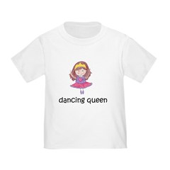 ballerina.1.jpg Toddler T-Shirt