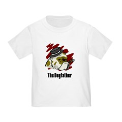 The Dogfather Toddler T-Shirt