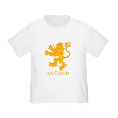 Scottish Lion by Russ Fagle Toddler T-Shirt